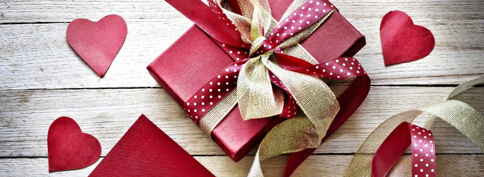5 dovanų idėjos Valentino dienai
